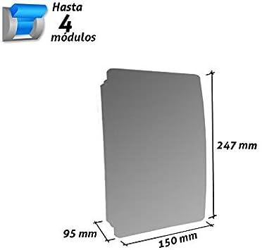 SOLERA 8694 Caja de Distribuci/ón Blanco