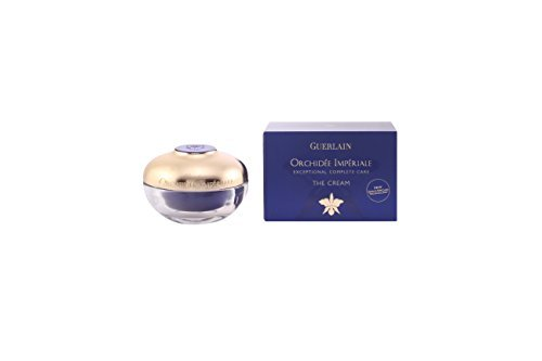 Skincare-Guerlain - Orchidee Imperiale - Night Care-Orchidee Imperiale Exceptional Complete Care The Cream (New Gold Orchid Technology)-50ml/1.6oz -