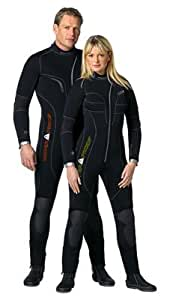 Waterproof Scuba Diving W1 5mm Front-Zip Fullsuit - Female - WP-W15F - Tall 2X-Small