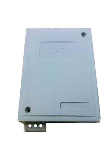 """7""""x5""""x1.5"""" OUTDOOR CABLETEK ENCLOSURE PLASTIC GRAY CASE UTILITY CABLE BOX MTE-S"""