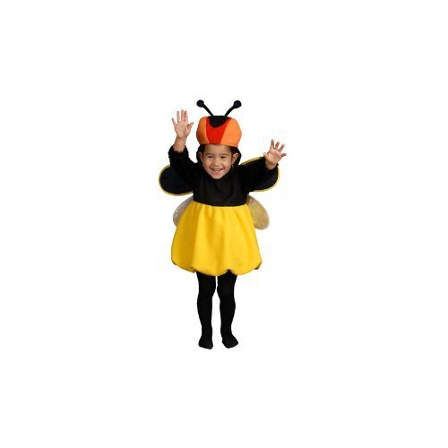 [Firefly Dress Child Halloween Costume Size 4-6 Small] (Firefly Kids Costumes)