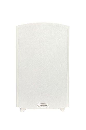 Definitive Technology ProMonitor 1000 Bookshelf Speaker (Single, White)