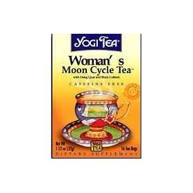 Yogi Tea Co Tea Organic Woman's Moon Cycle 16 bag ( Value Bulk Multi-pack) by Yogi Teas