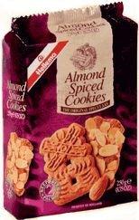 BONUS PACK Hellema Almond Speculaas Spiced Cookies 14 Oz 3 Pack BONUS 1 Pack (Pack of 4)