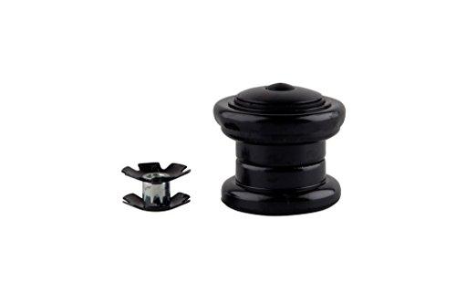 Pure Fix 1-1/8-Inch Threadless Headset, Black