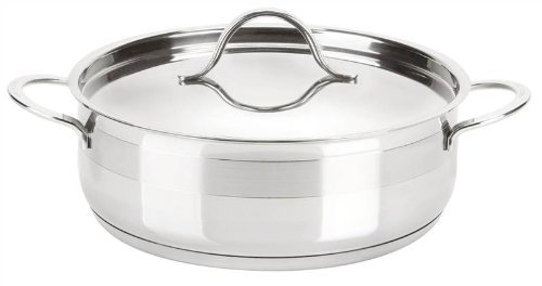 Cool Kitchen Pro Stainless Steel 8 Quart Rondeau with Lid Review