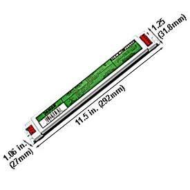 [해외]QTP2X39-24T5HOUNV PSN 안정기에 대 한 교체는 오 스 람과 호환 됩니다 실바 니 아 / Replacement For QTP2X39-24T5HOUNV PSN Ballast is compatible with OSRAM SYLVANIA