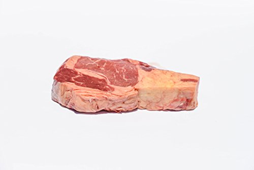 Harris Robinette Ribeye Steak, Natural 100% Grass Fed Beef - Thick Carved, Premium Cut - 6 Steaks by Harris Robinette
