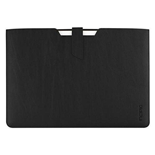 iPad Pro Sleeve, Incipio [Vegan Leather] [Slim] Lunde Sleeve Sleeve for iPad Pro-Black