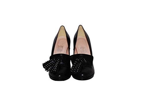 Hohe Pumps Decollete aus Leder Damen RIPA shoes - 55-718