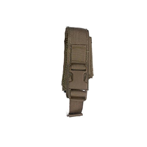 Pistol Pouch Mag Quad (Modular Pistol Mag Pouch Single Pouch Coyote Brown)