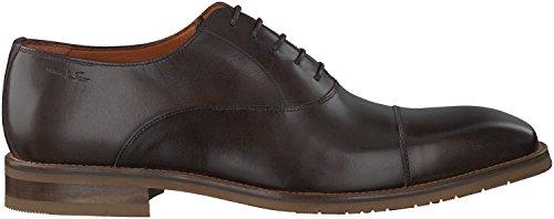 Braune Van Lier Business Schuhe 4222