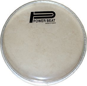 Power Beat Transparent Head / Skin for Doumbek / Darbuka 8.6'' by Power Beat