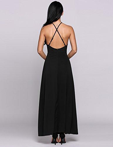 Romanstii - Vestido - para mujer negro
