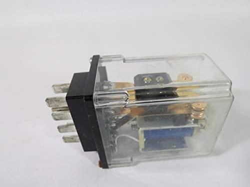 DAYTON 1EJH8 Enclosed Power Relay,6 Pin,12VDC,DPST-NO