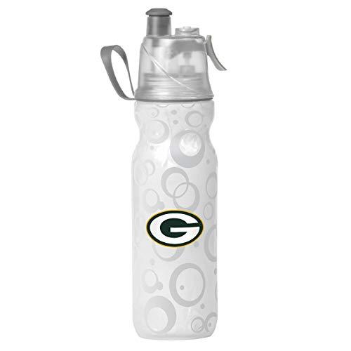 Green Bay Packers Mist N' Sip Water Bottle 20 - Bay Mist