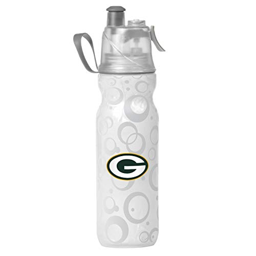 Green Bay Packers Mist N' Sip Water Bottle 20 oz. ()