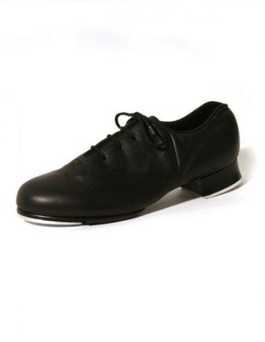 BlochTap Flex - zapatillas de danza Mujer Negro - negro