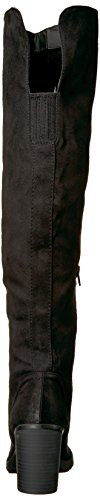 Sugar Black Boot Prodigy Women's SGR Micro Over Knee The q0wqZrOxS