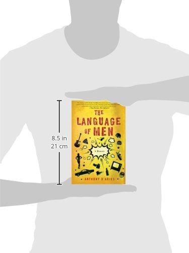 The Language of Men by Brand: Hudson Whitman
