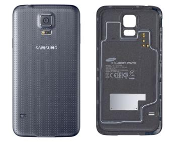 Samsung Galaxy S 5 Wireless Charging Battery Cover