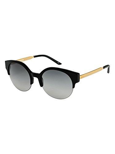 Black Gold pour ERJEY03029 Roxy Gradient soleil Grey Femme Lunettes Shiny de Roxanne Noir ISrwqSzv