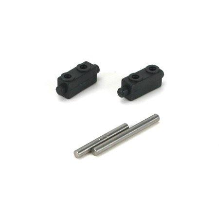 (Team Losi Servo Mount/Steering Pin Set: Mini-T)