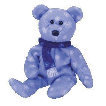 TY BEANIE BABY 1999 Holiday Bear BEANIES Babies