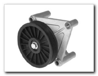 Motormite A/C Compressor Bypass Pulley for 1992-88 Chevrolet Camaro, Pontiac Firebird (34157) (88 A/c Bypass Pulley)