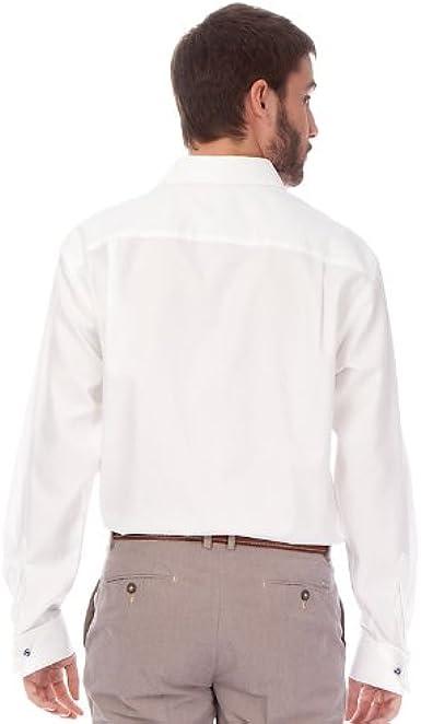 Pedro del Hierro Camisa Blanco S: Amazon.es: Ropa y accesorios