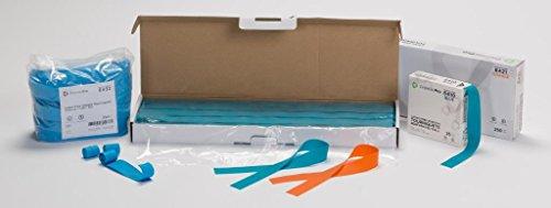 PremierPro 6410 Tourniquet, Blue, Perforated Roll, 1''x18'' (25 per roll) by Premier Pro (Image #1)