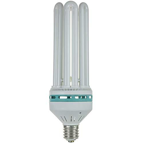 Sunlite SL150/27K/MOG 150 Watt High Wattage Spiral Energy Saving CFL Light Bulb Mogul Base 120 Volt Warm White