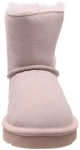 Pink Black rose amp; 564 266 Bottines Souples Femme 403 Lea Bottes Rose lt q4fxwnzqvr