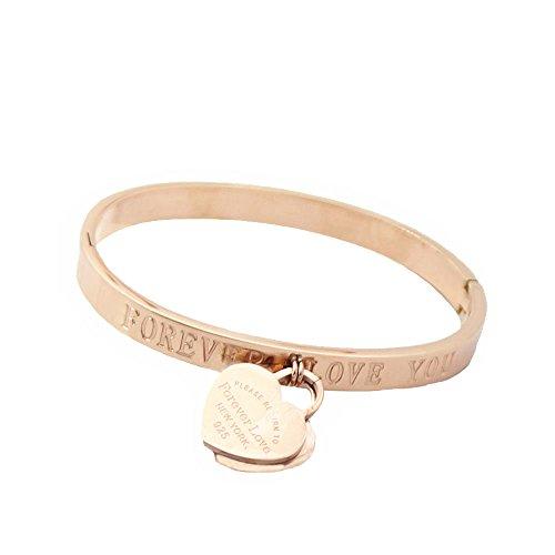 Fine Bracelets Devoted Argento Massiccio Per Bambini Braccialetto 7-13 Years Regolabile Easy To Lubricate
