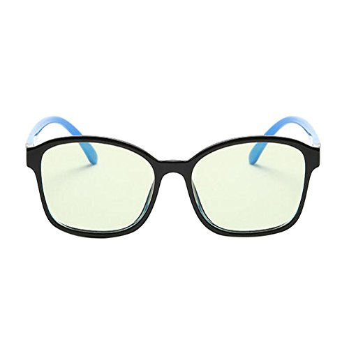 Moda Hombre Azul Claro Unisex Mujer Anti Fatiga luz Gafas Eyewear Retro Xinvision Clásico UV400 Computadora azul Anti Lente 7dTq7w