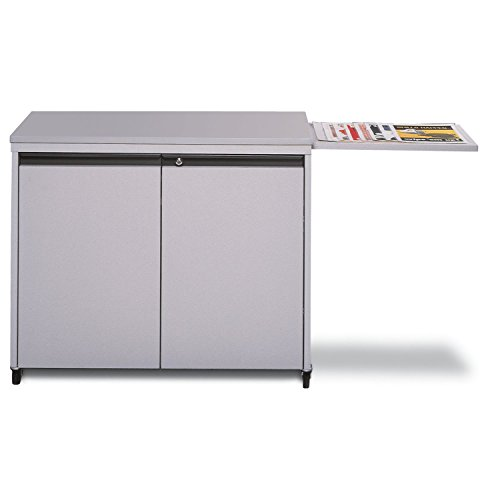 GBC Laminator Cabinet, Locking, Supports Laminators Up To 35''/200 lbs. (1154314) by GBC