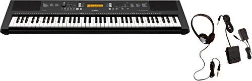 Yamaha PSREW300 KIT 76 Note Keyboard with Survival Kit by YAM