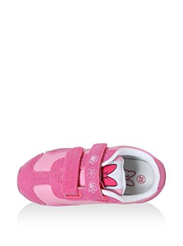 Zapatillas deporte de Niña DISNEY 2300-229 ROSA