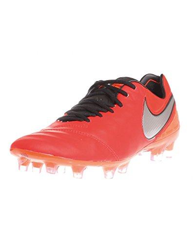 Naranja Nike Rojo Lt FG Uomo Slvr Crmsn ttl Mtllc Tiempo Crmsn VI Scarpe Calcio da Legend Plateado 88RqvrPC