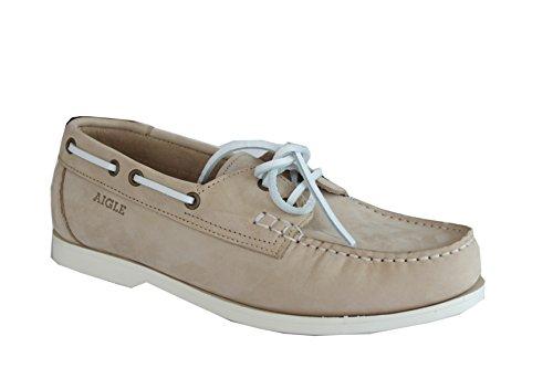 Aigle - calzado para navegar Mujer Classic Beige
