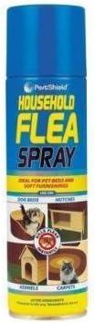 Spray de 200 ml para matar pulgas en el hogar, aerosol para perros y gatos