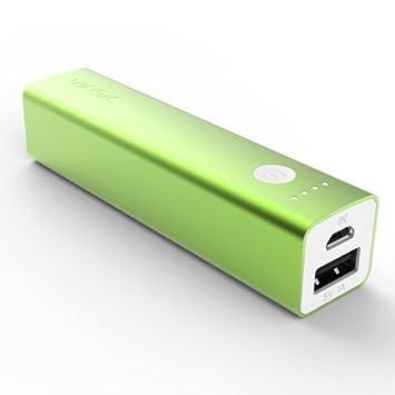 Externa Batería, Vinsic TulipⅠ 3200mAh Power Bank, 5V 1A Externa ...