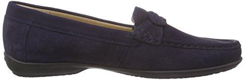 Cosetta Bleu loafers Sioux Mocassins Femme pqxCC1wP