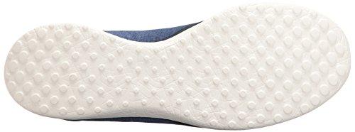 Skechers Dames Microburst Topnotch Sneaker Marine