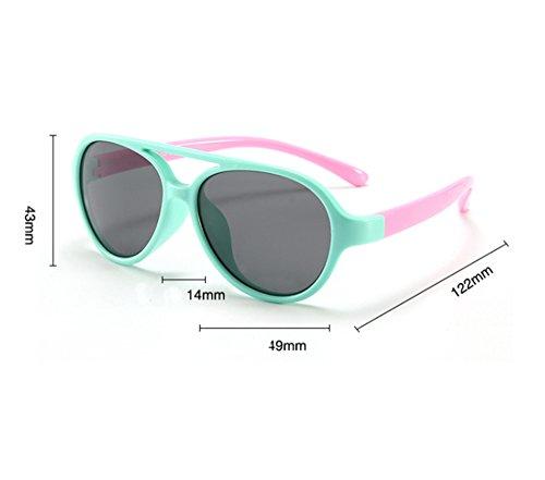 de la sol aviador Gafas del de la sol clásicas de moda gafas moda de de C6 las polarizadas xwqSSZIPg