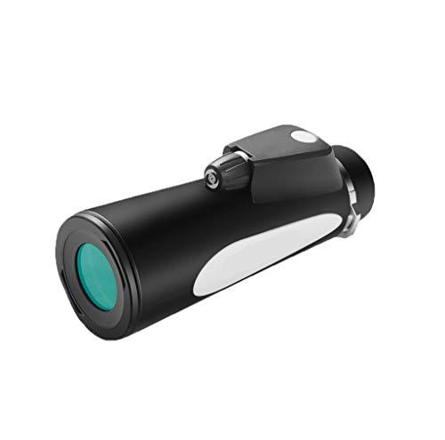 Carl Artbay Monocular, 10x42 HD BAK4 Prism Telescopio HD Resistente Al Agua, A Distancia, Brújula, Adulto Al Aire Libre,...