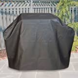 BBQ Pro Black Grill Cover – Fits 54″ x 21″ x 35″ Review