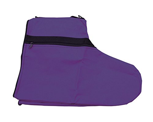 - A&R Sports Figure Saddle Skate Bag, Purple