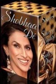 book cover of Shobhaa De Box Set