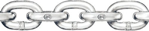 Acco Peerless Chain 14htft; Chain hi-test 1 4 PER FT G4 Made by Acco Peerless Chain by Acco Chain
